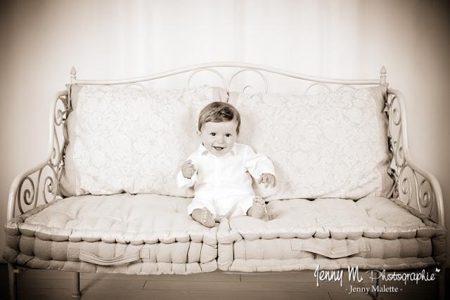 Photographe bébé Luçon, Fontenay le comte, L'aiguillon sur mer