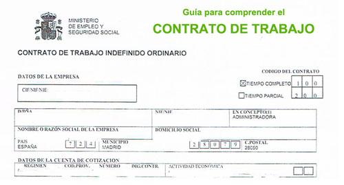 Lidl ugt estatal gu a para comprender el contrato de trabajo for Oficina de trabajo temporal