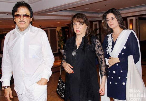 sanjay khan- back to bollywood