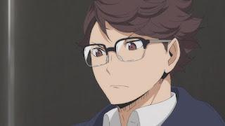 ハイキュー!! アニメ 3期5話   青葉城西 及川徹   Karasuno vs Shiratorizawa   HAIKYU!! Season3