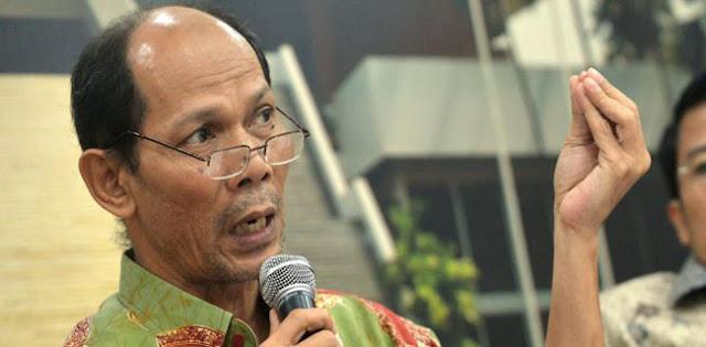 Bukan Baru Terjadi, Ichsanoorddin Noorsy Sebut Ekonomi Makro Indonesia Sudah Terpukul Sejak Januari 2020