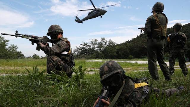 """Pyongyang urge a EEUU a poner fin a su """"juego de amenazas"""""""