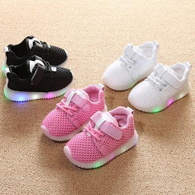 Model Sepatu Anak Perempuan Umur 3 Tahun
