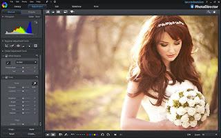 البرنامج العملاق لتحرير الصور و تعديلها و التلاعب بها و اضافة الكثير من التأثيرات بها CyberLink PhotoDirector Ultra 5.0.5214