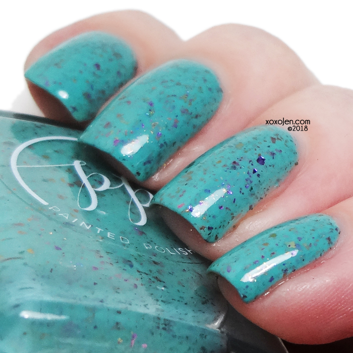 xoxoJen's swatch of Painted Polish Sugar Rush Crush
