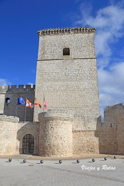 Castillo de Portillo, Valladolid