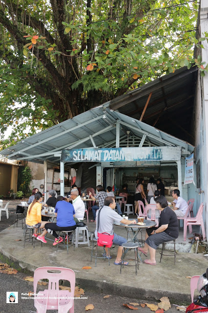 Ah Lai Cafe @ Churtch Street Ghaut, Penang.