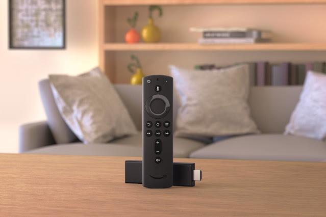 Amazon revela su nueva línea de dispositivos Fire TV