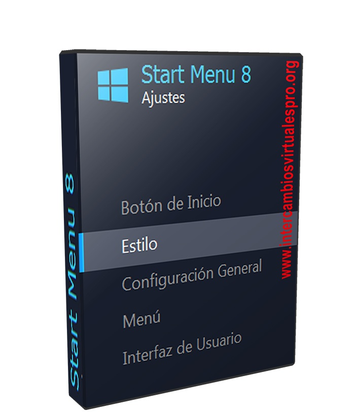 IObit Start Menu 8 Pro 4.0.2.1 poster box cover