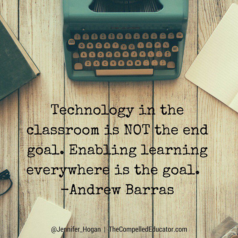 Modern Classroom Quotes : The davidgeurin essential edtech ideas to share