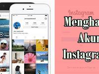 Cara Menghapus Akun Instagram Secara Permanen / Sementara