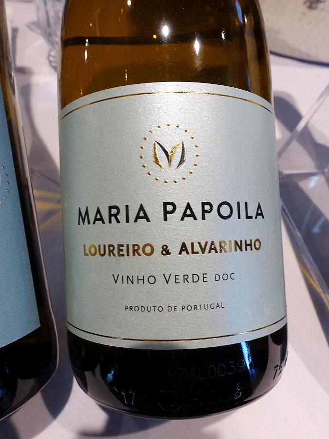 Maria Papoila Loureiro/Alvarinho 2018 (88 pts)