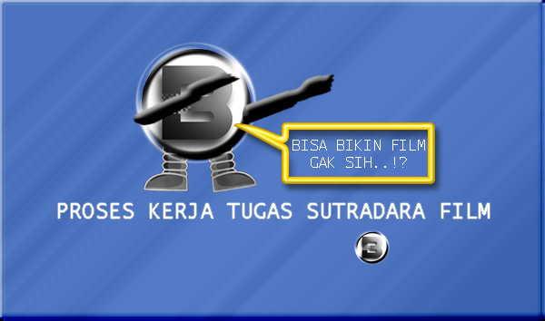 Proses Kerja Tugas Sutradara Film