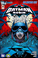 Os Novos 52! Batman e Robin #4