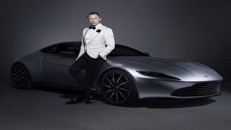 شركة بريطانية تطلق نسخة دقيقة من سيارة جيمس بوند