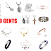 Glitch: 98% Off Jewelry, Any 2 Only 50 Cents + Free Shipping
