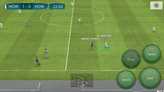 PES 2018 Pro Evolution Soccer Mod Apk Full