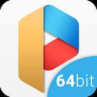parallel space 64 bit