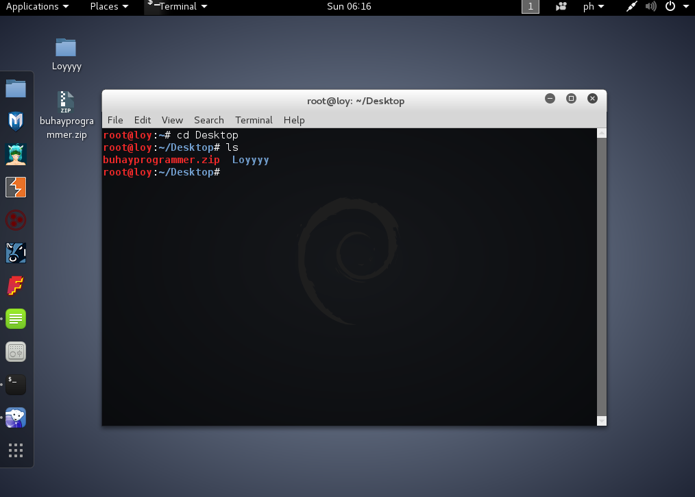 How to Crack a Protected ZIP File - Kali Linux - Buhay