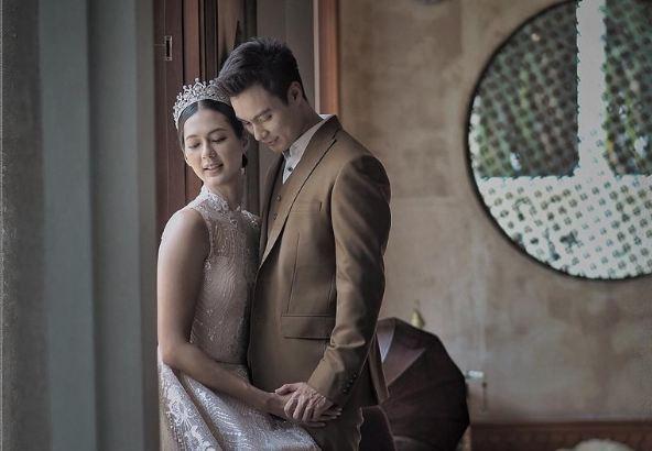 Artis Baim Wong Dan Paula Verhoeven Resmi Menikah