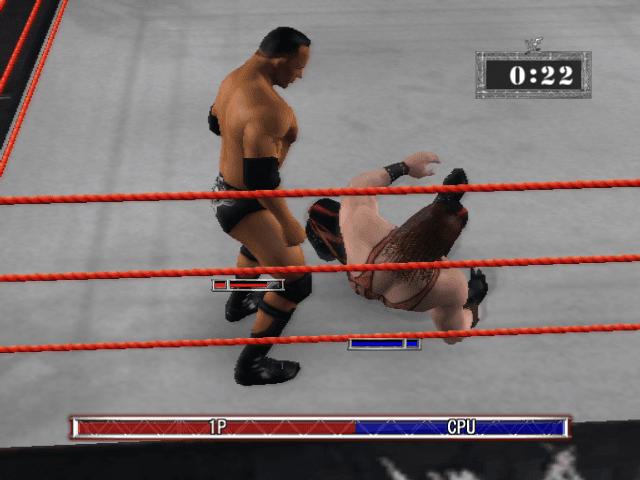 تحميل لعبة مصارعة للكمبيوتر من ميديا فاير