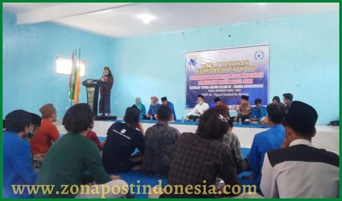 Upayakan Kembali ke Khittoh, PK PMII RBA STAI At Taqwa Bondowoso Gelar RTK ke-XV
