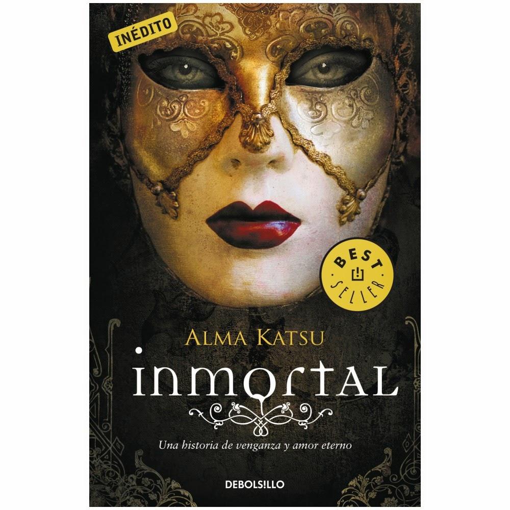 reseñas literarias inmortal