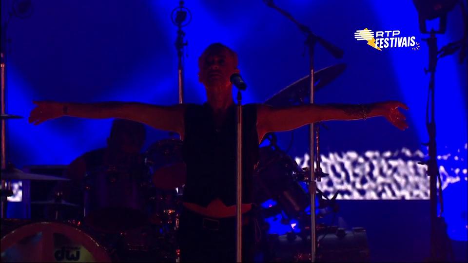 Dark Circle Room Depeche Mode Nos Alive Passeio Mar Timo De Alg S Oeiras Portugal