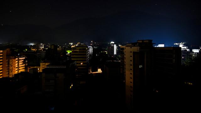 48 horas sin luz: apagón en Venezuela desnuda la mentira del chavismo
