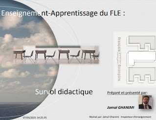 enseignement apprentissage du FLE