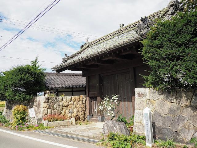 松本城 大手門 安曇野
