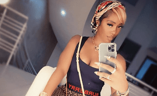 Tiwa savage gives her opinion on the different sizes of manhood (Video)