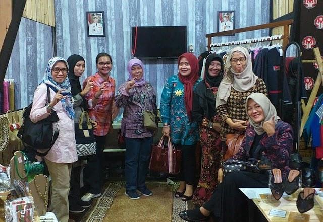 ASIPA Kota Tangsel Launching Galeri Dan Butik Serta Cafe Online