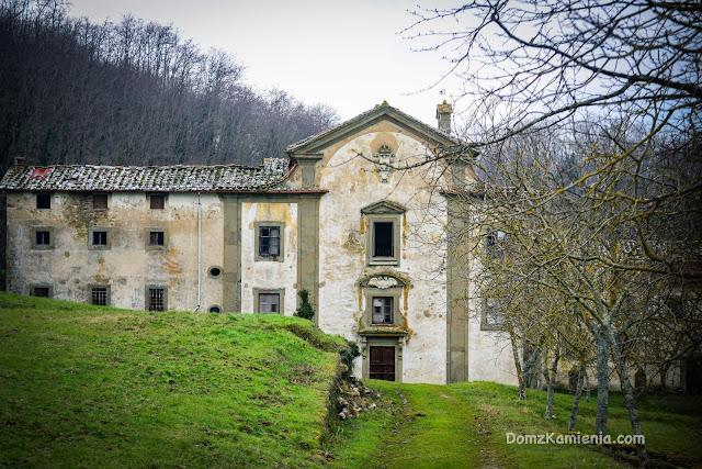 Buonsolazzo Mugello - Dom z Kamienia