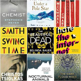 Book Highlights for November 2016