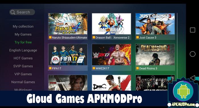 Download Gloud Games Mod APK v4.0.6 (Full Unlimited & Unlocked)