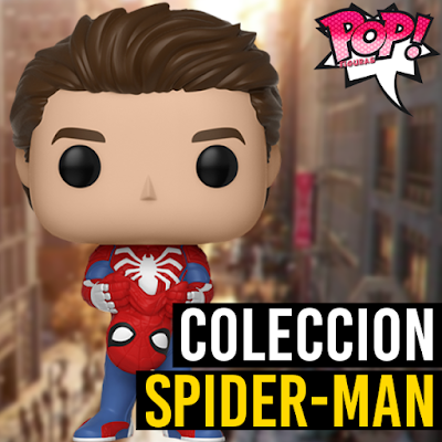 Lista de figuras funko pop de Funko POP Spider-man