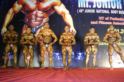 48th Junior MR INDIA championships