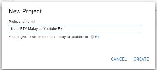 Youtube Kodi Addon - Quota Exceeded Limit - Kodi IPTV Malaysia