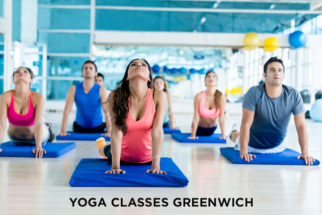 Keep Yourself Stress-Free and Healthy with Yoga Classes