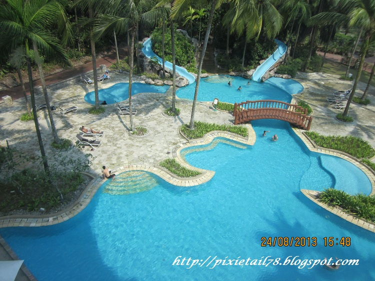 Palace of the golden horses kuala lumpur - Palace of the golden horses swimming pool ...