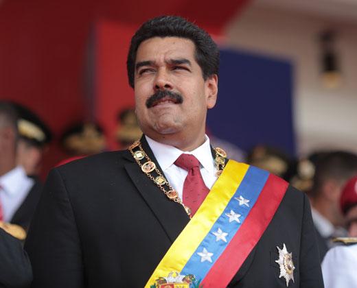 Maduro interrumpe la sesión especial de la AN con una cadena