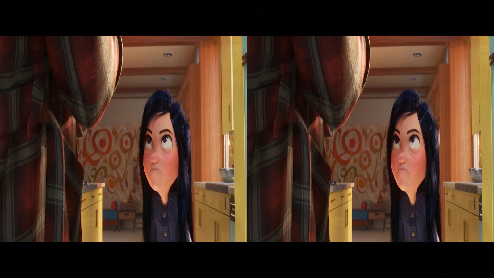 Los Increíbles 2 (2018) 3D SBS Full 1080p Latino-Ingles captura 3