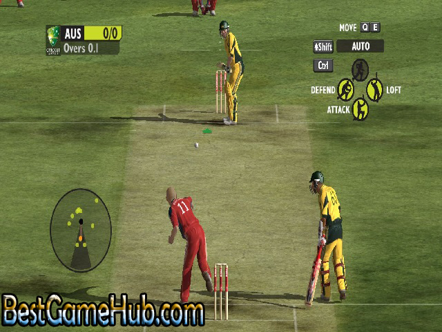 Ashes Cricket 2009 Compressed PC Repack Game Download
