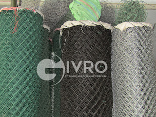 Kawat Harmonika PVC & Galvanis