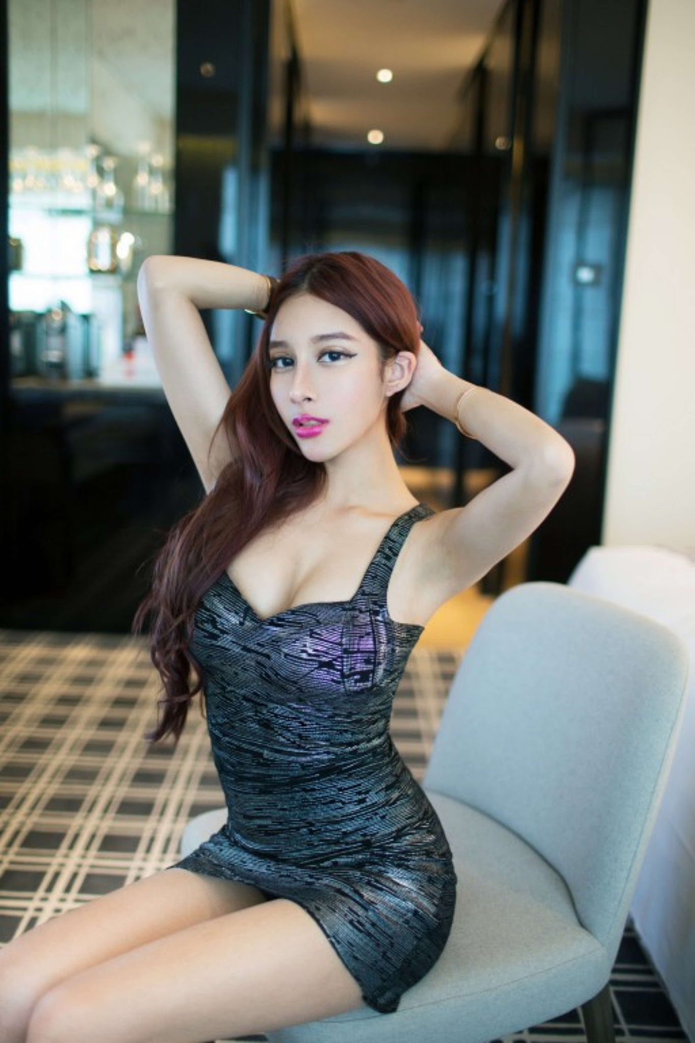 Suicide girls busty chinese