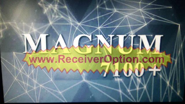 1506TV 512 4M MAGNUM 7100 PLUS NEW SOFTWARE WITH ECAST OPTION