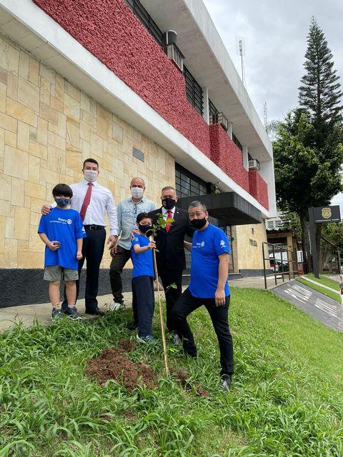 Polícia Civil participa de projeto de proteção ao meio ambiente em Registro-SP