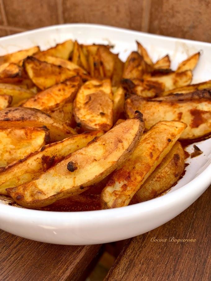Patatas deluxe (al horno)
