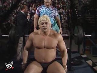 WWF / WWE ROYAL RUMBLE 1988 - DINO BRAVO